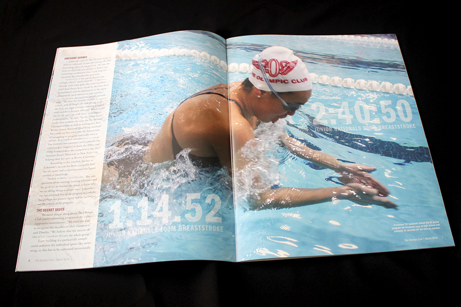 Junior Swimming Magazine