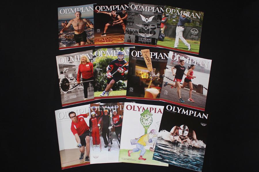 olympian monthly magazine  u2013 robin cheung design