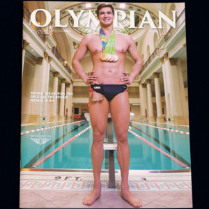 Olympian Swimming Feature