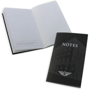 New Member Notebook with Historical Facts